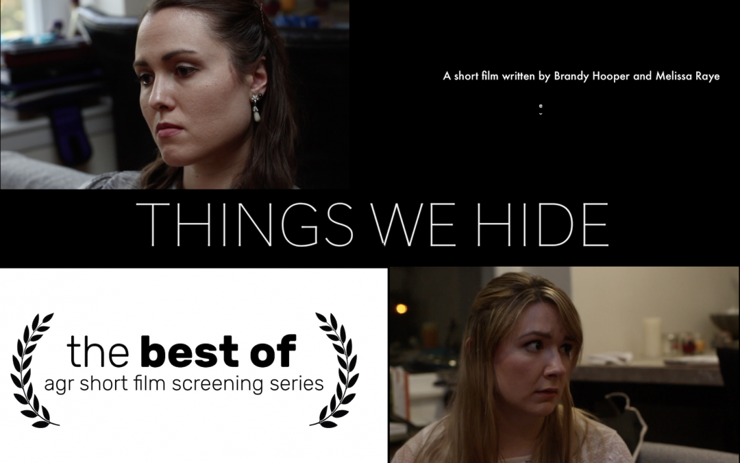"""Things We Hide"" is accepted in AGR's ""Best Of""!!!!!!"